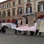 Forlì piazza Saffi