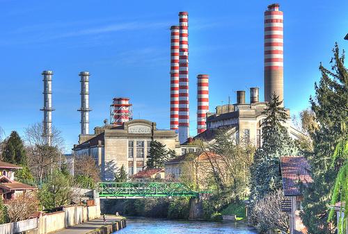 comunicato stampa ex enel centrale termoelettrica di
